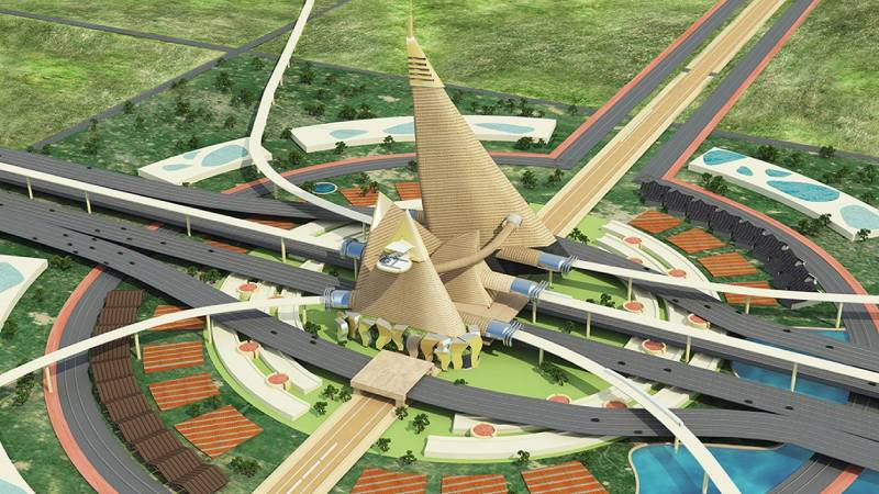 Dholera projects